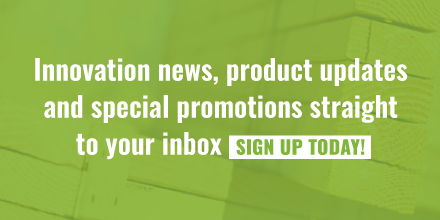 Innovation news, product updates and special promotions straight to your inbox sign up today!